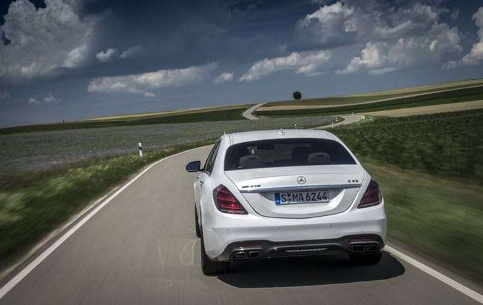 Mercedes AMG S 63 4MATIC+ And S 65
