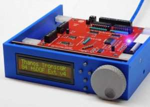 6DOF Electronic Interface For Motion Simulations (video)