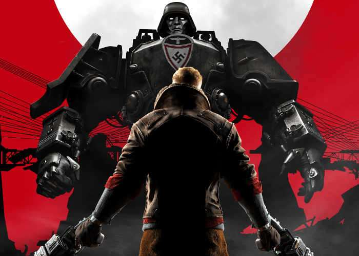 90 Minutes Wolfenstein 2 Gameplay
