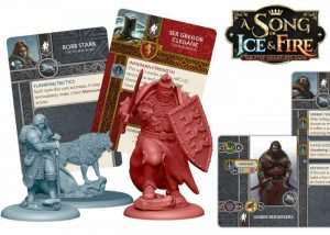 Game Of Thrones A Song of Ice & Fire Tabletop Game Launched By CMON (video)