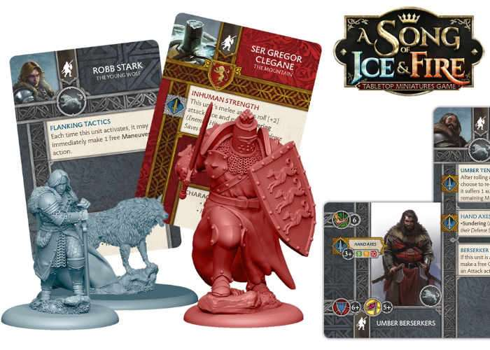 A Song of Ice & Fire Tabletop Game