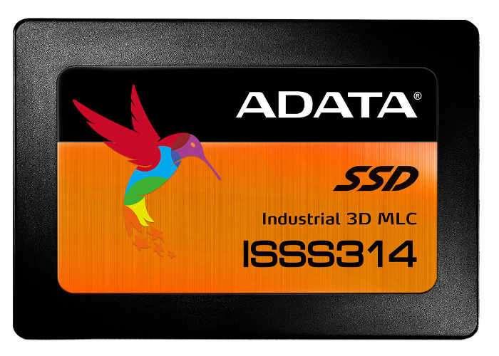 Industrial-Grade SSD