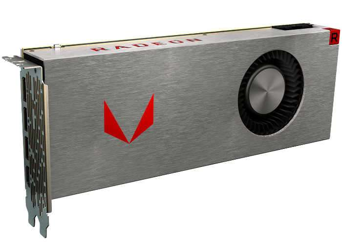 AMD Radeon RX Vega Graphics Card