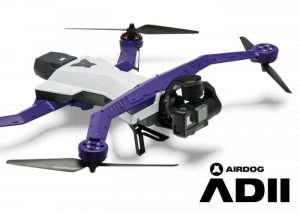 Airdog ADII Hands-Free Drone (video)