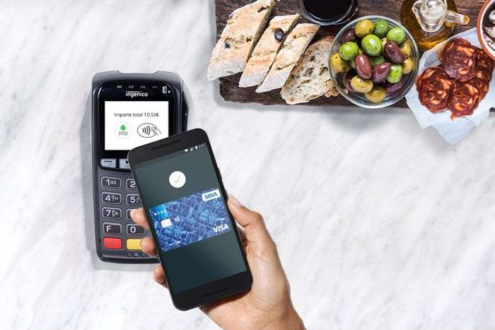 Android Pay Spain