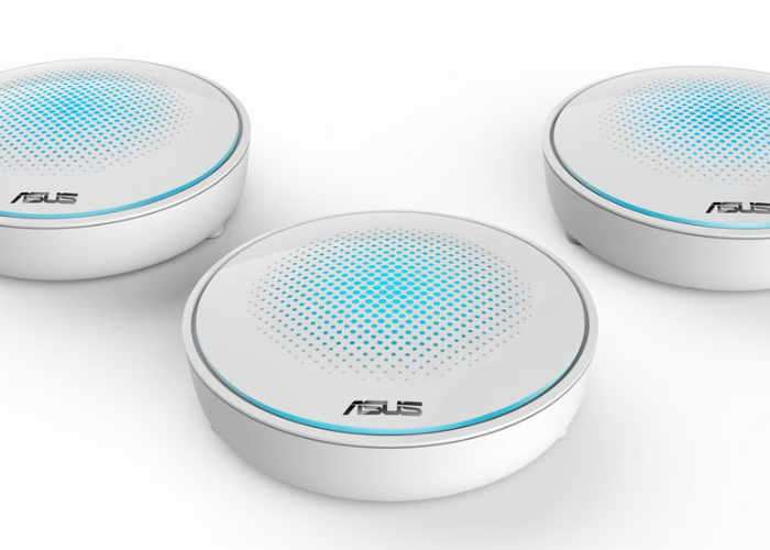 ASUS' take on mesh WiFi is now available