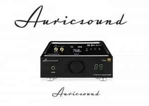 AuricSound A7 Vacuum Tube Amp XLR Stereo Hybrid