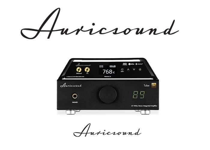 AuricSound A7 Vacuum Tube Amp