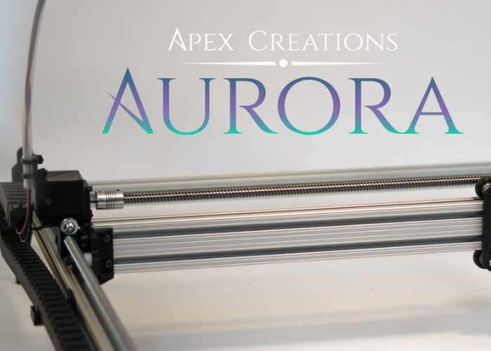 Aurora Desktop CNC Laser Engraver