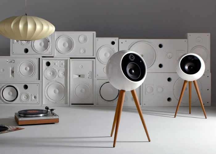 Bossa Moonraker Wireless Speakers