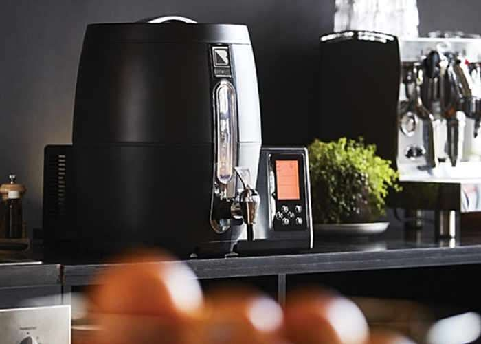 BrewArt Smartphone Controlled Automated Beer Brewing System