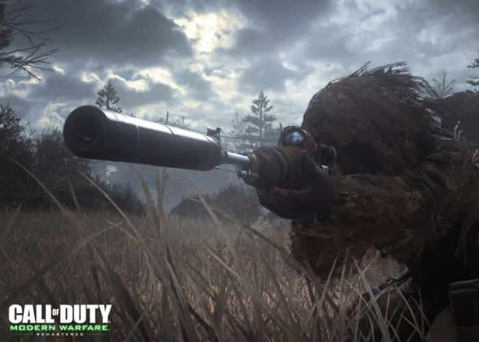 Call of Duty- Modern Warfare Remastered