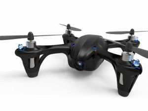 Code Black Drone with HD Camera, Save 65%