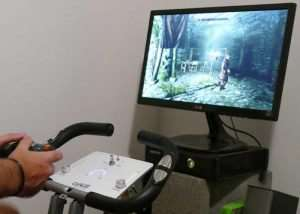Cykill Forces You To Workout While You Game (video)