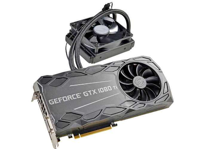 EVGA GeForce GTX 1080 Ti FTW3 HYBRID Graphics Card