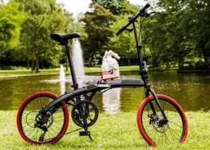 Flexybike Folding Bike (video)