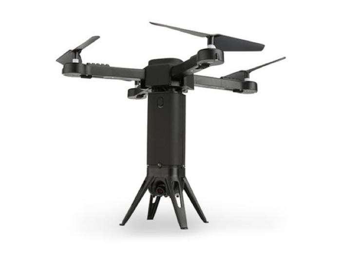 Foldable Rocket Drone