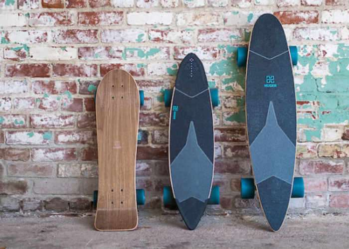 Huger Electric Skateboards