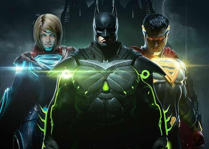 Injustice 2 Trailer Introduces Starfire