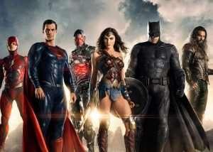 Justice League Movie Comic-Con Teaser Trailer (video)