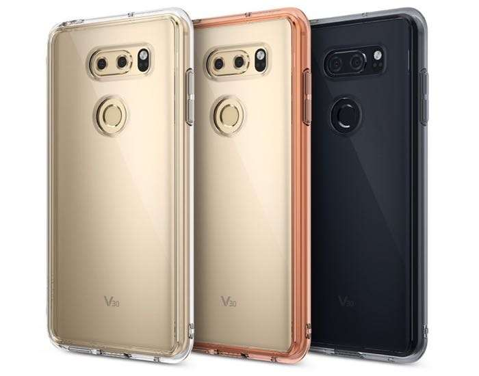 LG V30 design 'confirmed' ahead of IFA 2017 launch