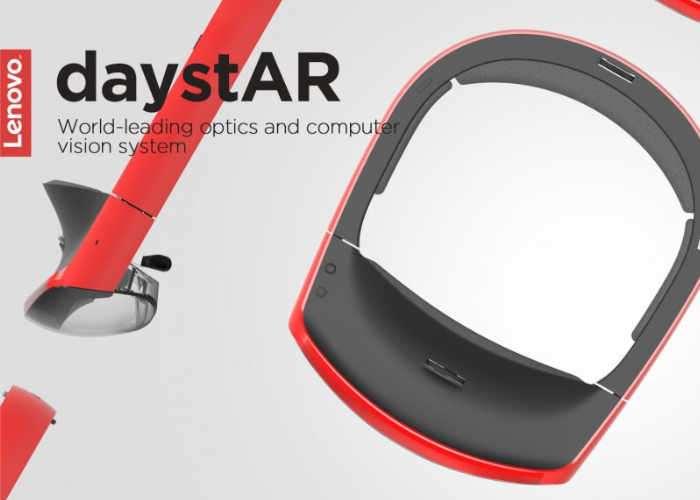 Lenovo DaystAR Augmented Reality Headset