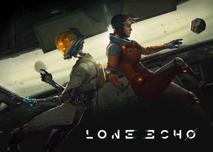 Lone Echo VR Game