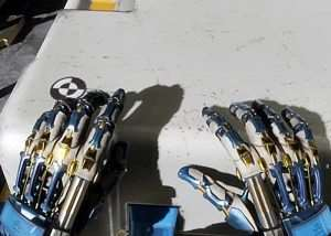 Lone Echo Virtual Hands Demonstrated (video)