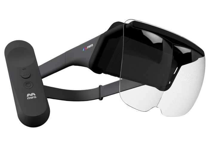 Mira Prism Augmented Reality Headset