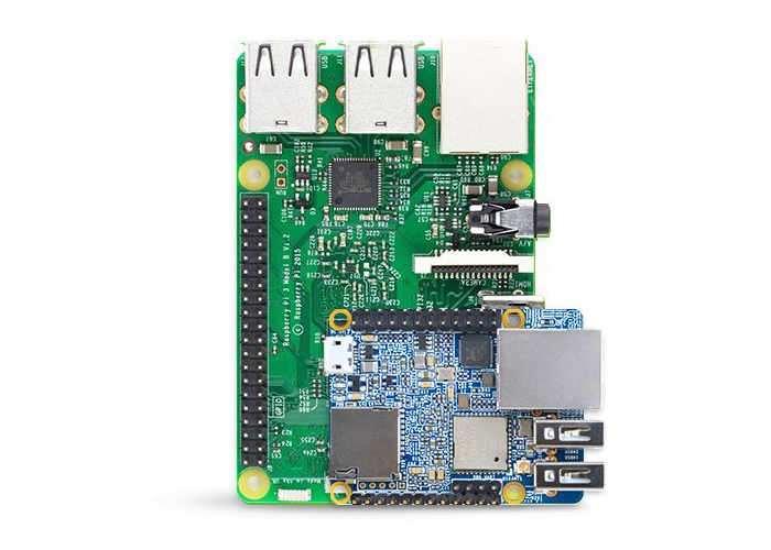 NanoPi Neo Plus2 $25 Mini PC