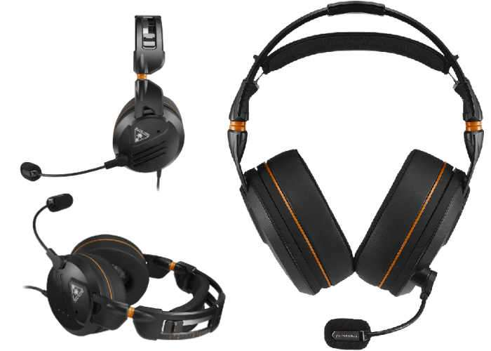 New Turtle Beach Elite Pro PC Edition Headset