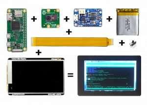 Noodle Pi Raspberry Pi Pocket Computer Hits Kickstarter