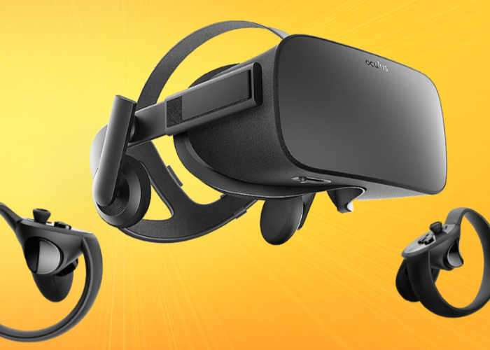 Oculus Rift & Touch Summer Bundle