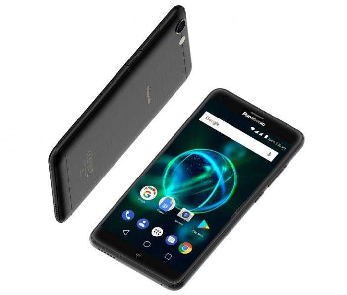 Panasonic P55 Max with 5000 mAh Battery launched at Rs. 8499