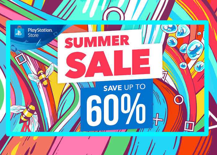 PlayStation Store Summer Sale Starts Today