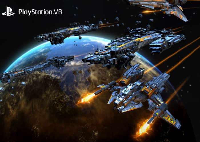 PlayStation VR End Space