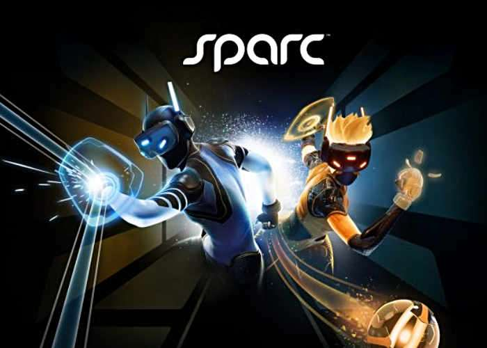 PlayStation VR Game Sparc