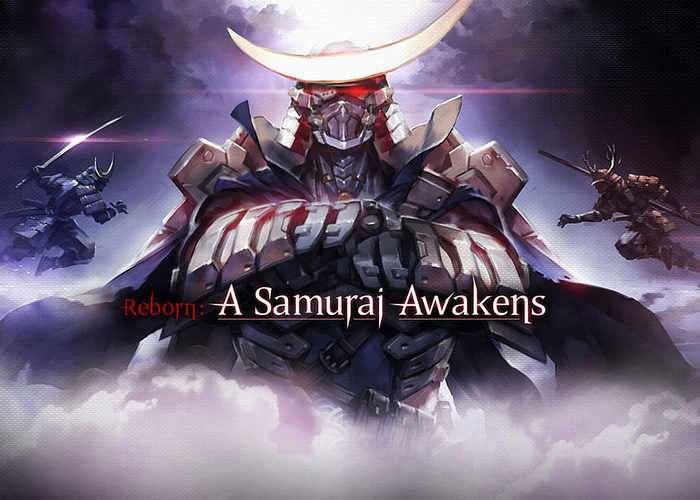 PlayStation VR Samurai Awakens