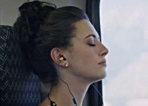 Plugfones Liberate 2.0 Earplug Headphones (video)