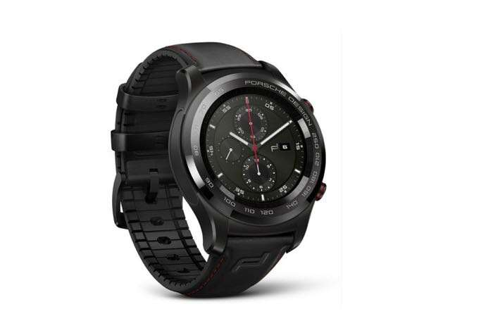 Porsche Design Huawei Watch 2
