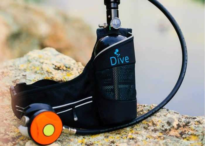 Portable Lungs Mini Dive Scuba Tank