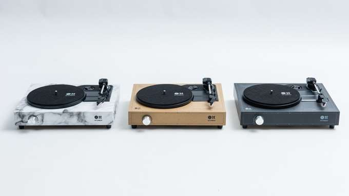 Portable Turntable Kit