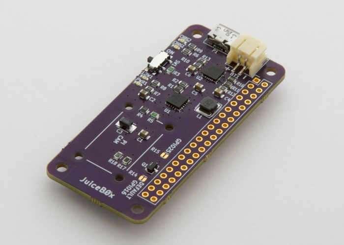 Raspberry Pi Battery Management Board