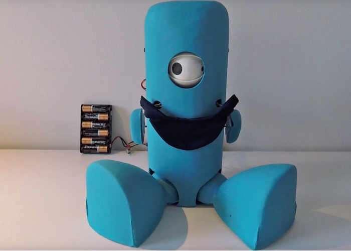 Raspberry Pi Sleepbuddy Robotic Babysitter