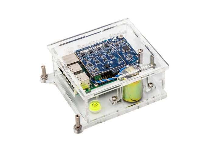 Raspberry Shake 4D Earthquake Detector