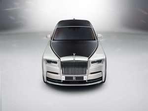 New Rolls Royce Phantom Unveiled