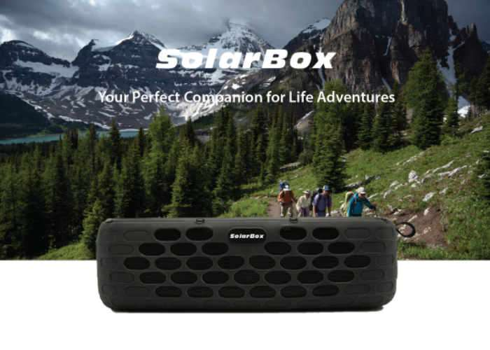 Rugged Waterproof Portable Speaker