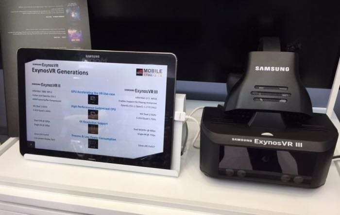 Here is our first look at Samsung's standalone VR headset