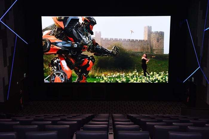 Samsung installs world's first Cinema LED display for movie theatres