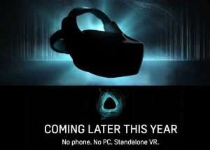 Standalone HTC Vive VR Headset Unveiled